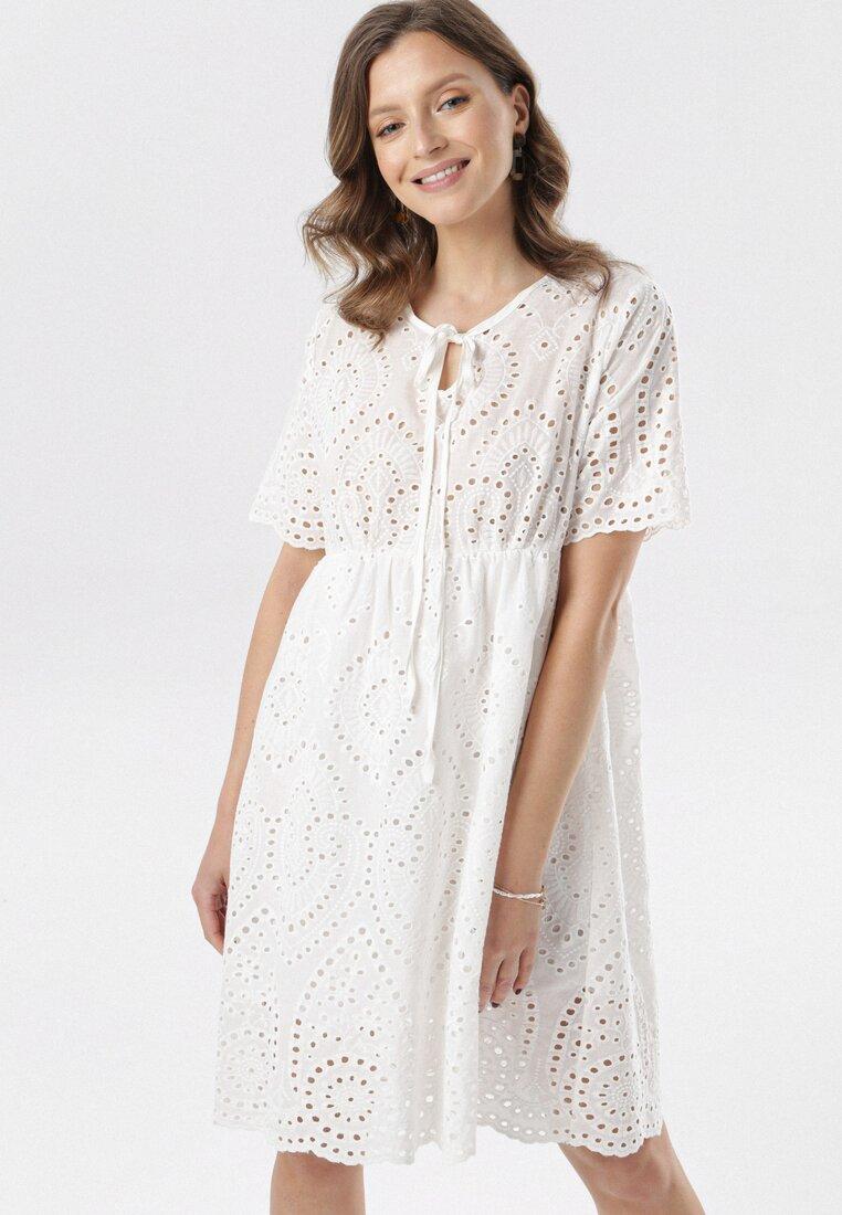 Biała Sukienka Corilise other