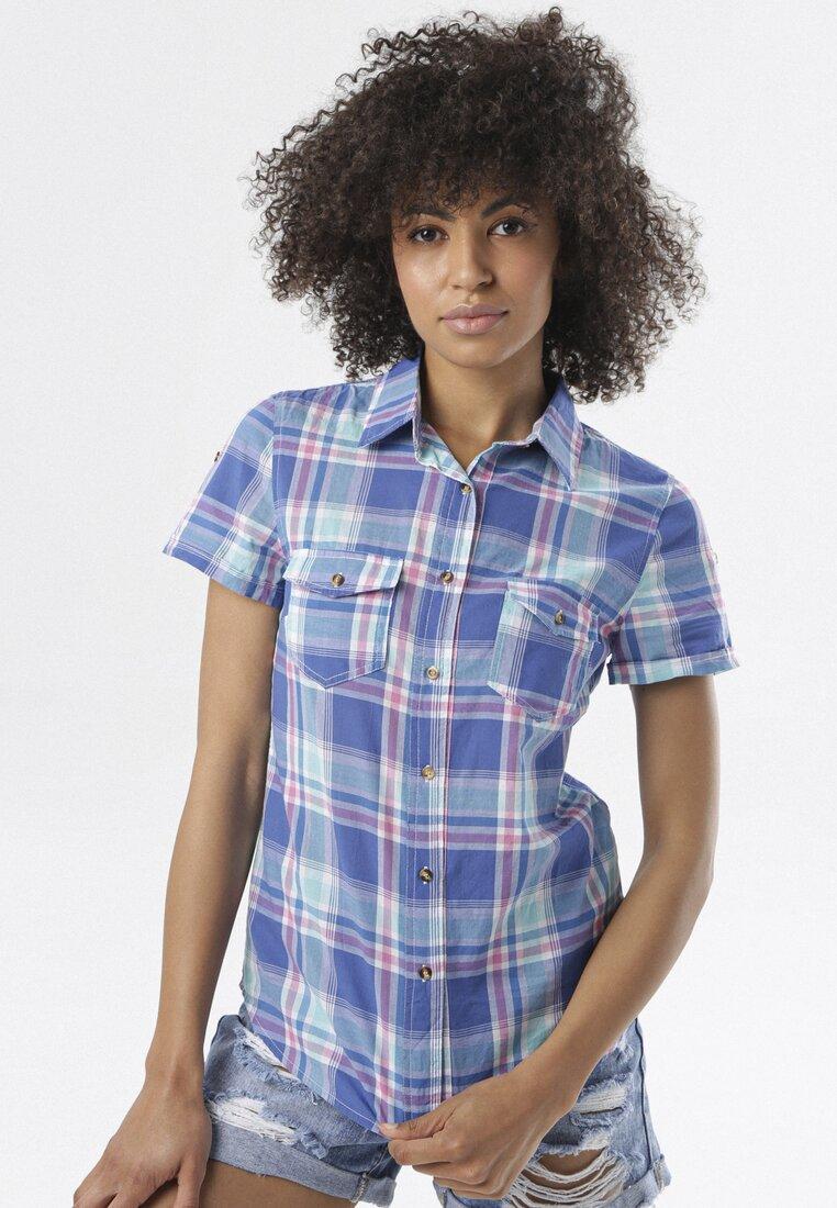 Niebieska Koszula Azarina other