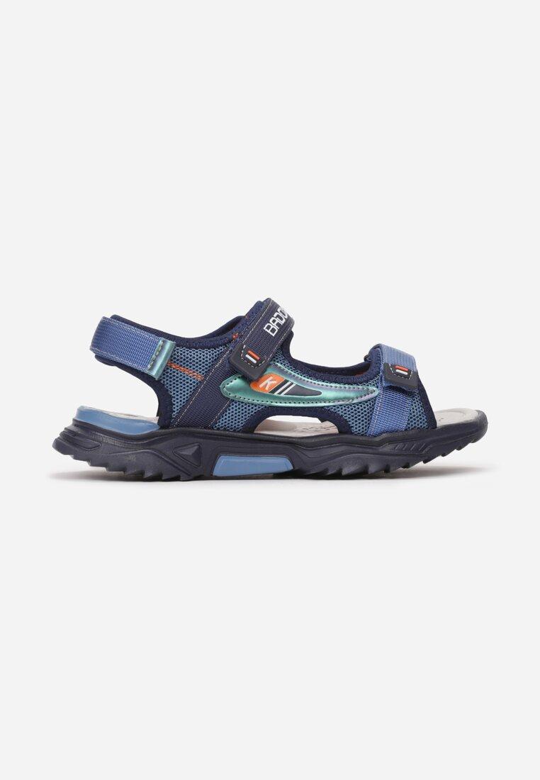 Niebieskie Sandały Aqealure