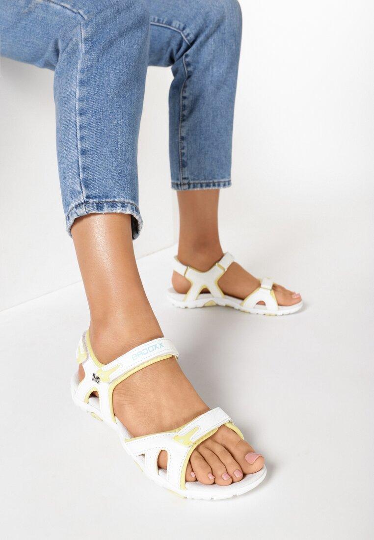 Białe Sandały Echodone inny