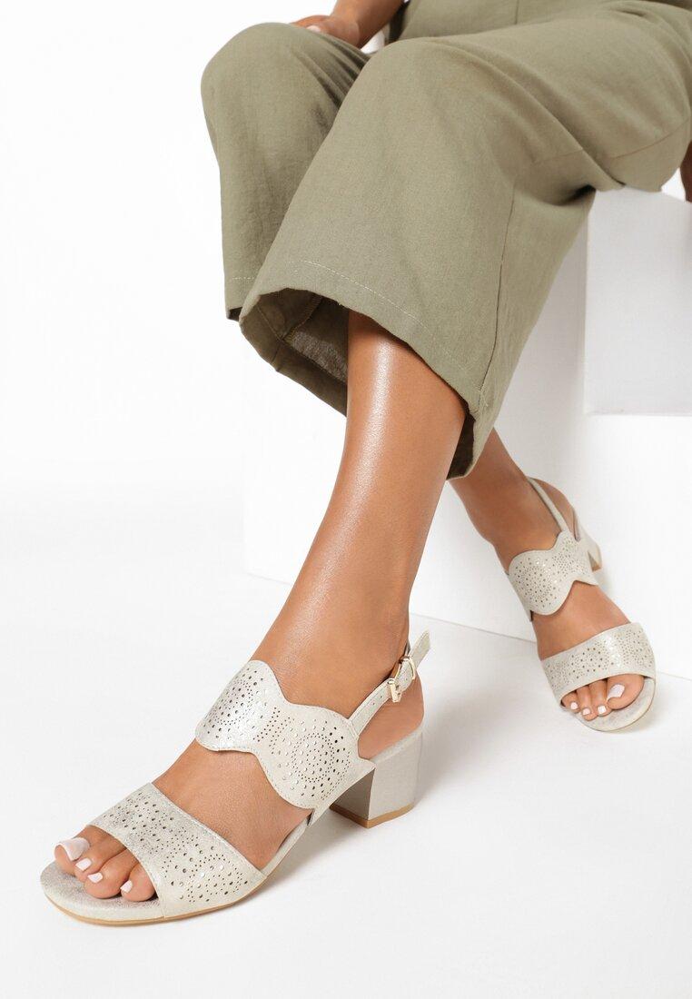 Złote Sandały Amylea