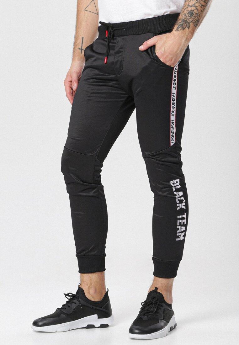 Czarne Spodnie Liseis