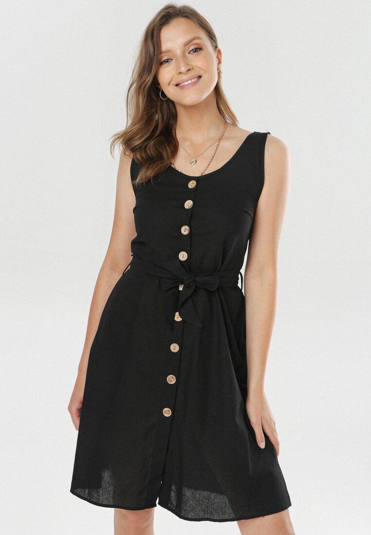 Czarna Sukienka Nadabel