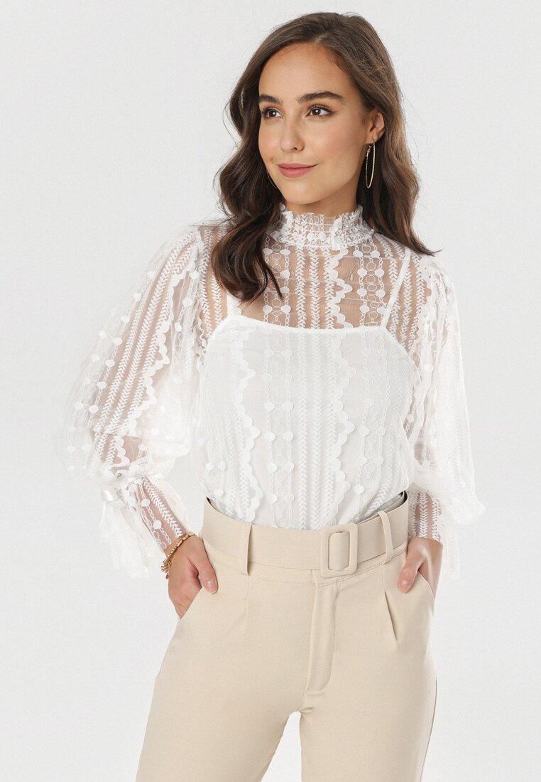 Biała Bluzka Amalin