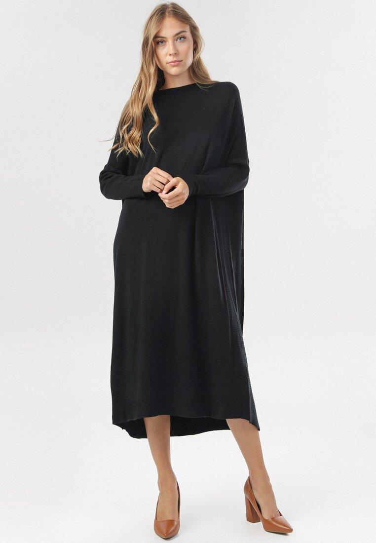 Czarna Sukienka Helaela