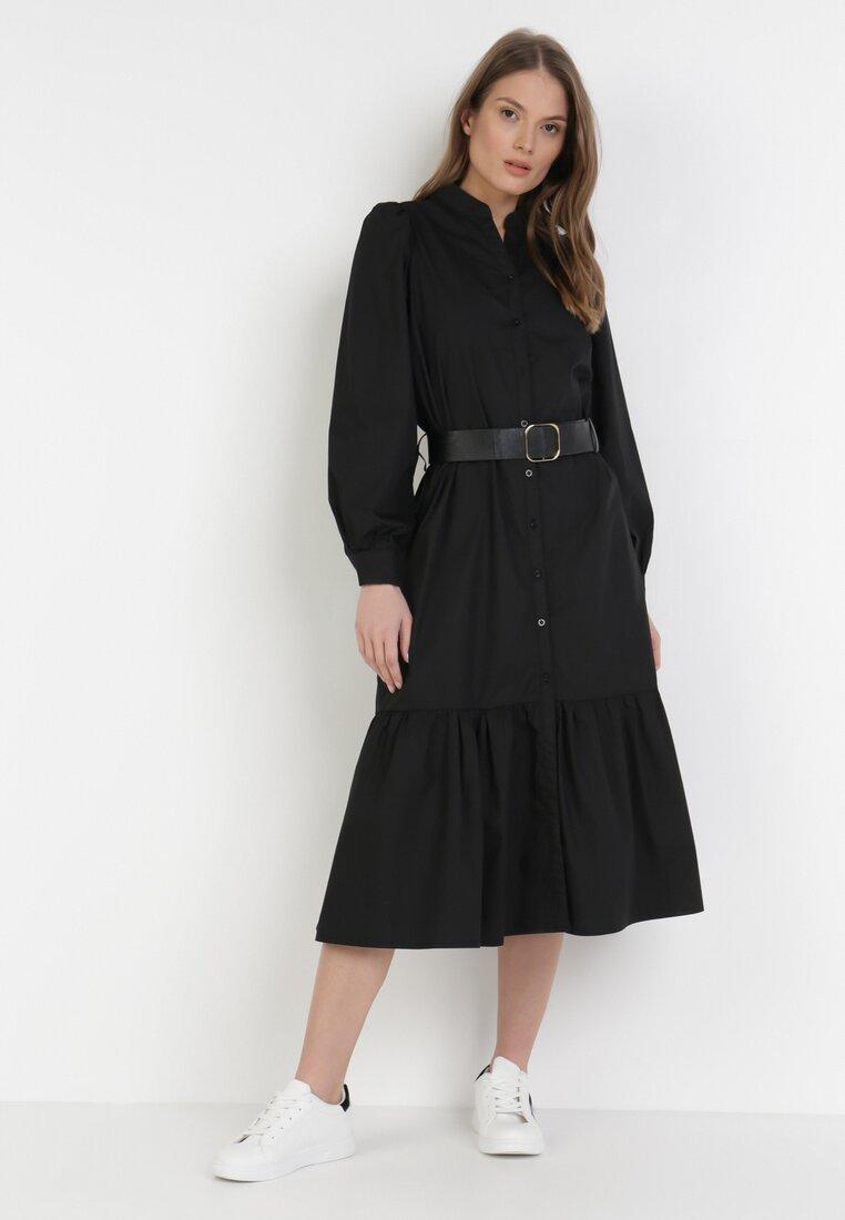 Czarna Sukienka Farrel