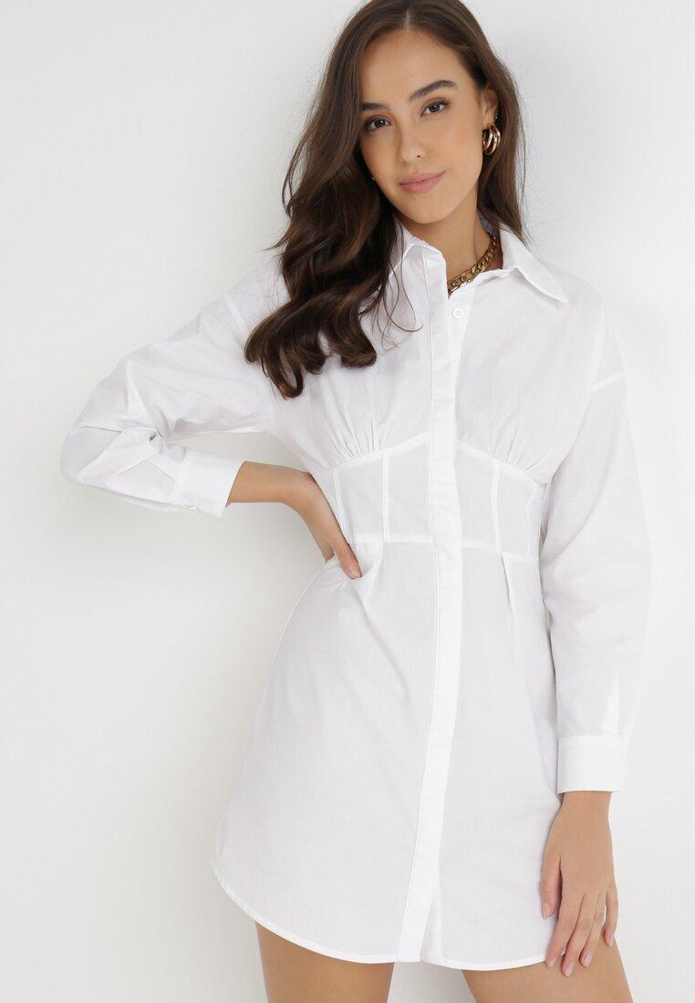 Biała Sukienka Gilvalur