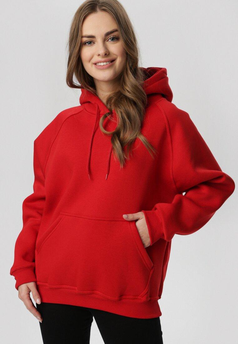 Czerwona Bluza Borlira