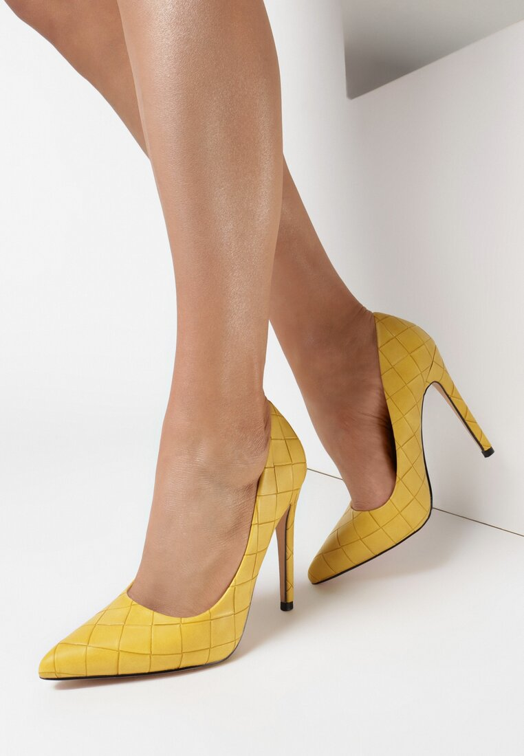 Żółte Szpilki Salithea