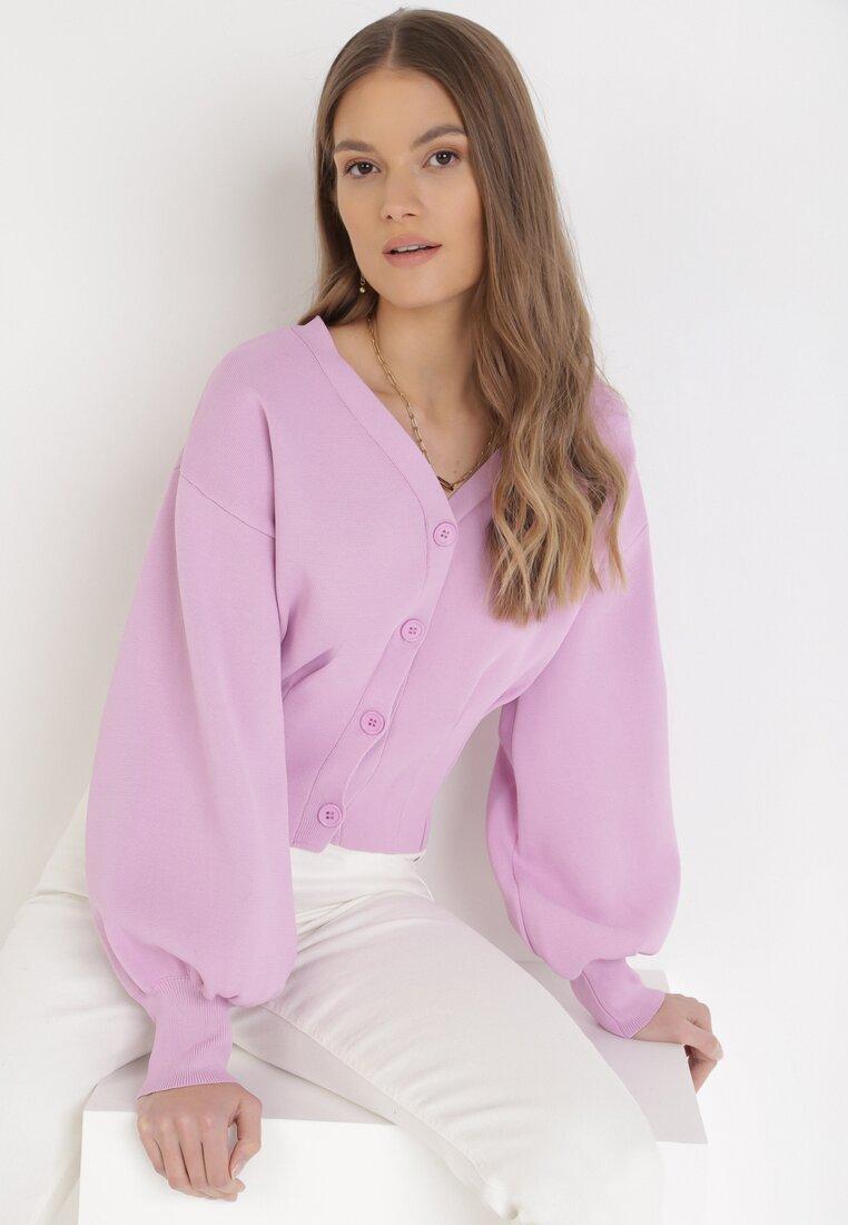 Różowy Kardigan Kirst
