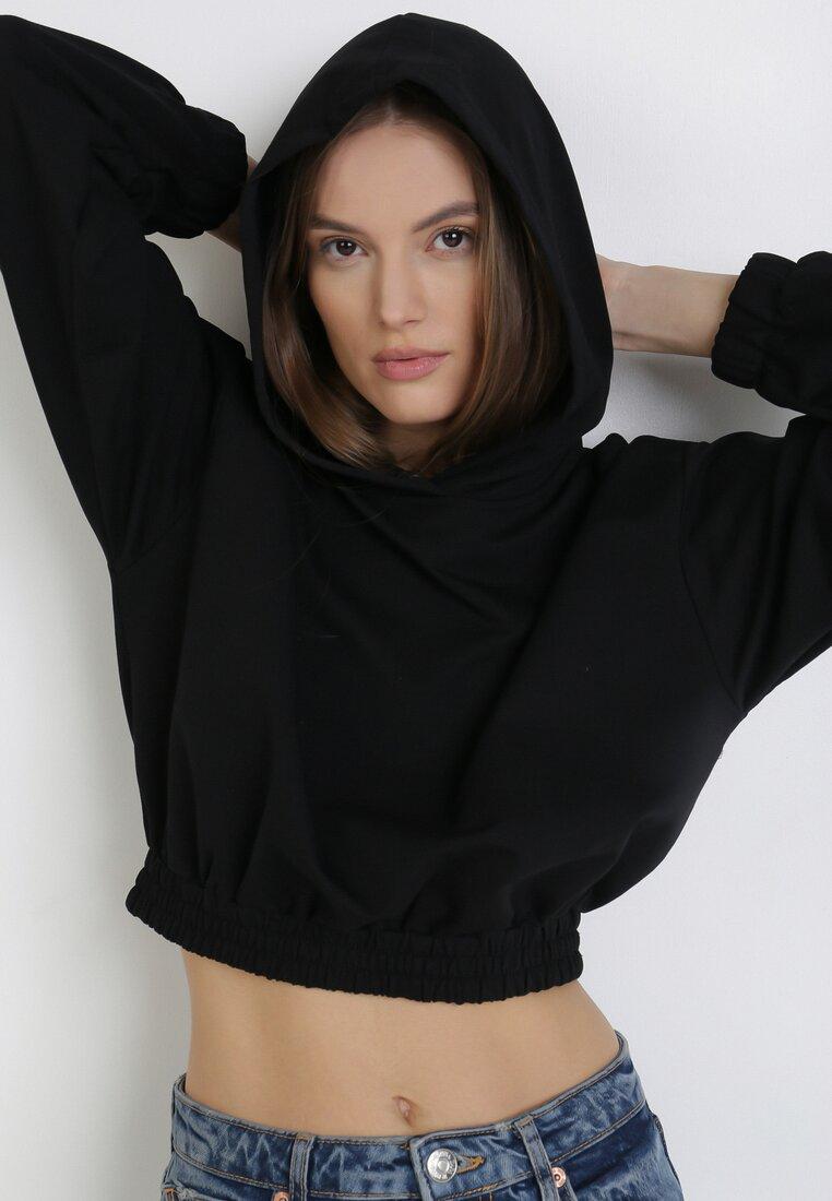 Czarna Bluza Melaeno