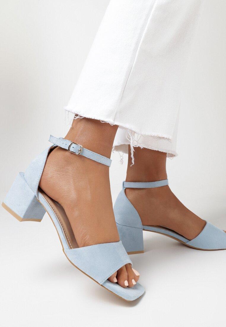 Niebieskie Sandały Crialodia