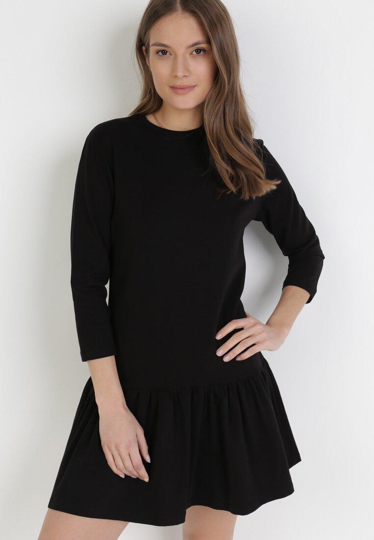 Czarna Sukienka Prixiche