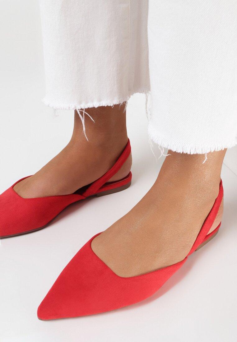 Czerwone Sandały Aethithis