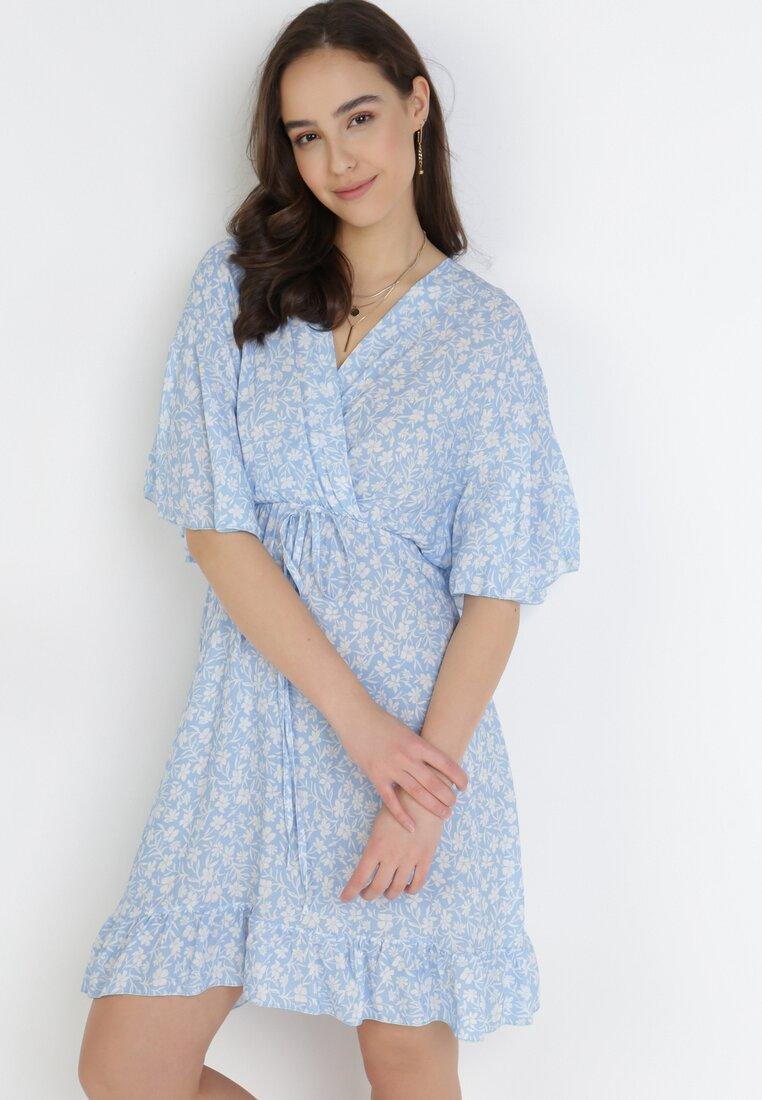 Jasnoniebieska Sukienka Clythera