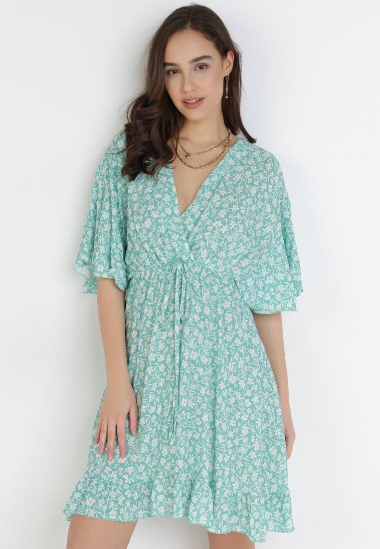 Jasnozielona Sukienka Clythera
