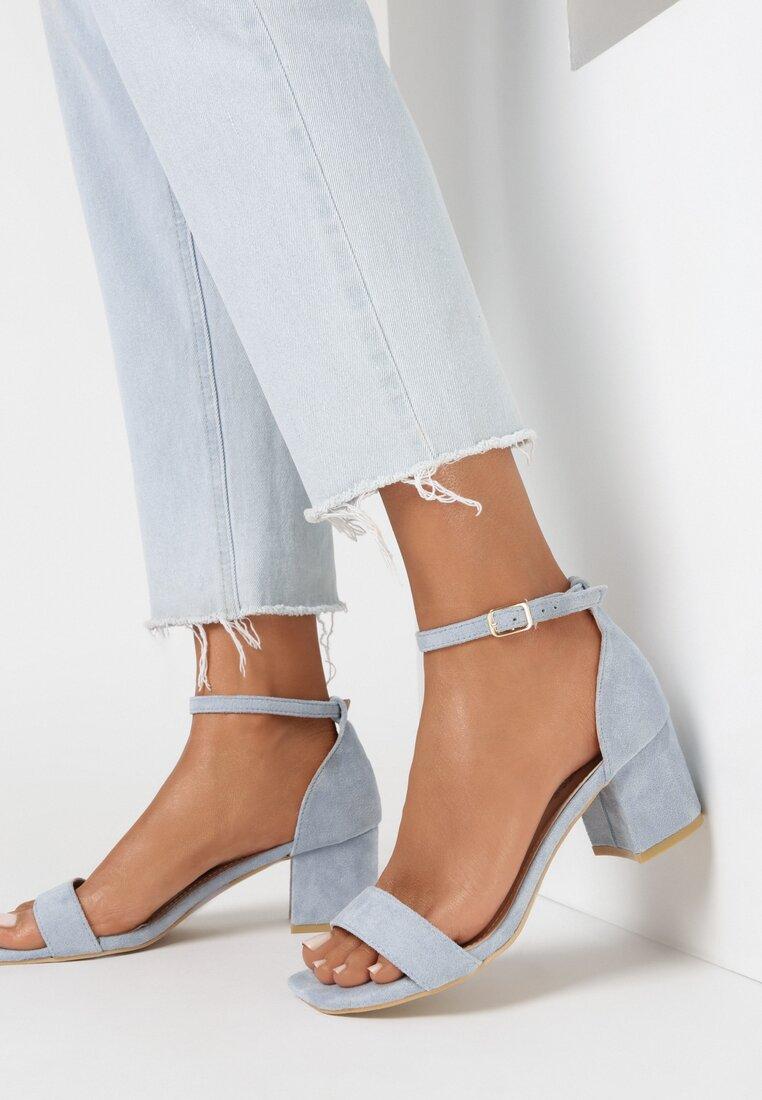 Niebieskie Sandały Eriphelis