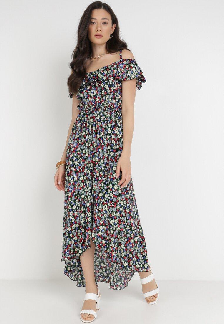 Czarna Sukienka Andaman