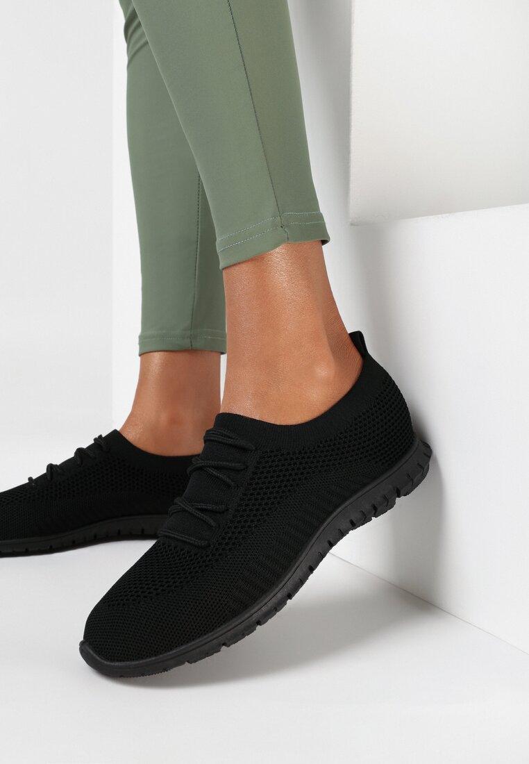 Czarne Buty Sportowe Prisedice