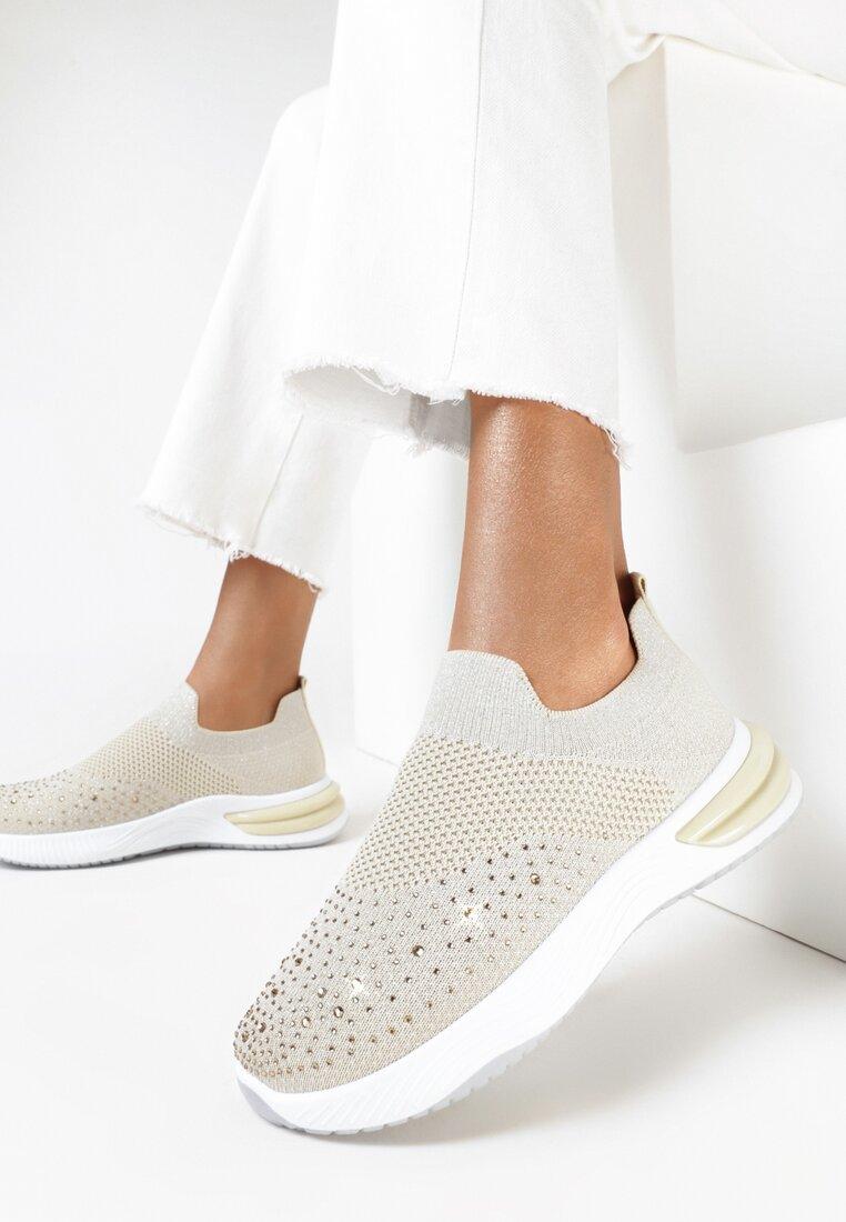 Złote Buty Sportowe Xyllyn