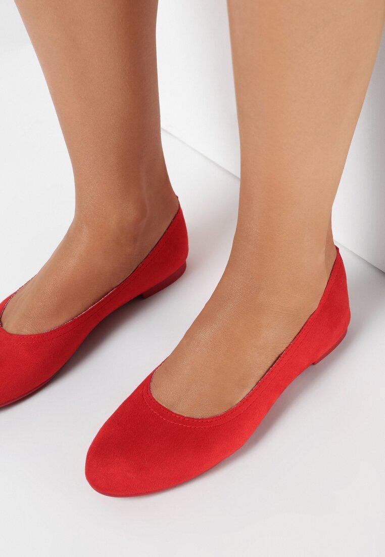 Czerwone Balerinki Pixusei