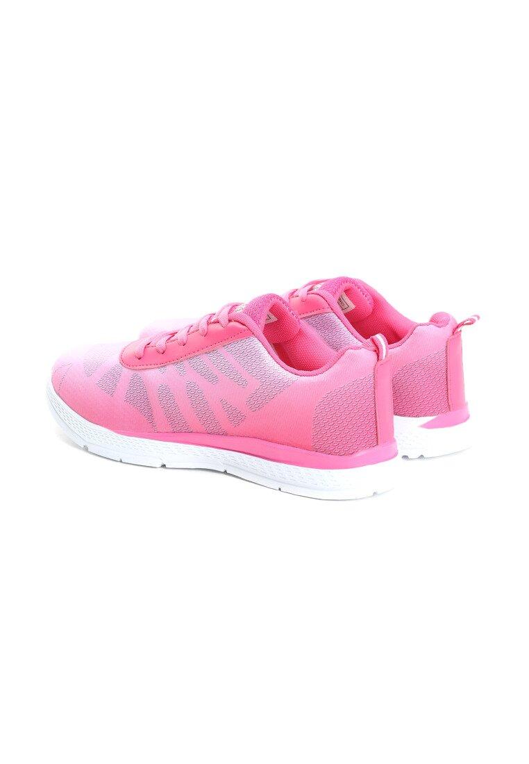 Różowe Buty Sportowe Chenna