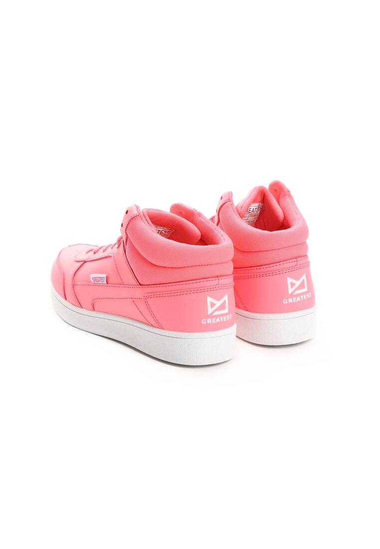 Różowe Buty Sportowe Donis