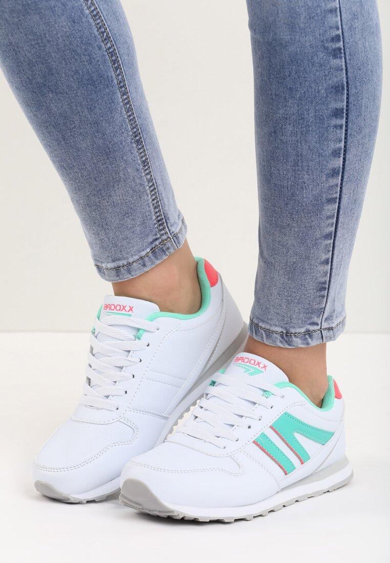 Białe Buty Sportowe Enlight