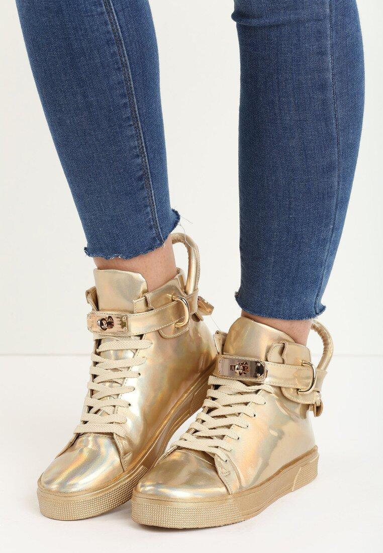 Złote Buty Sportowe Mirage