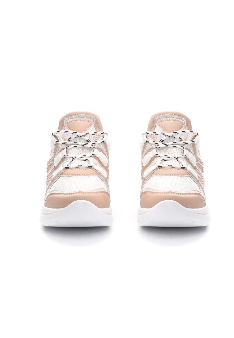 Różowe Sneakersy Stade