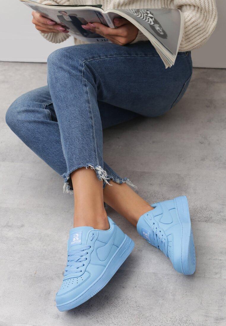 Błękitne Buty Sportowe Trini