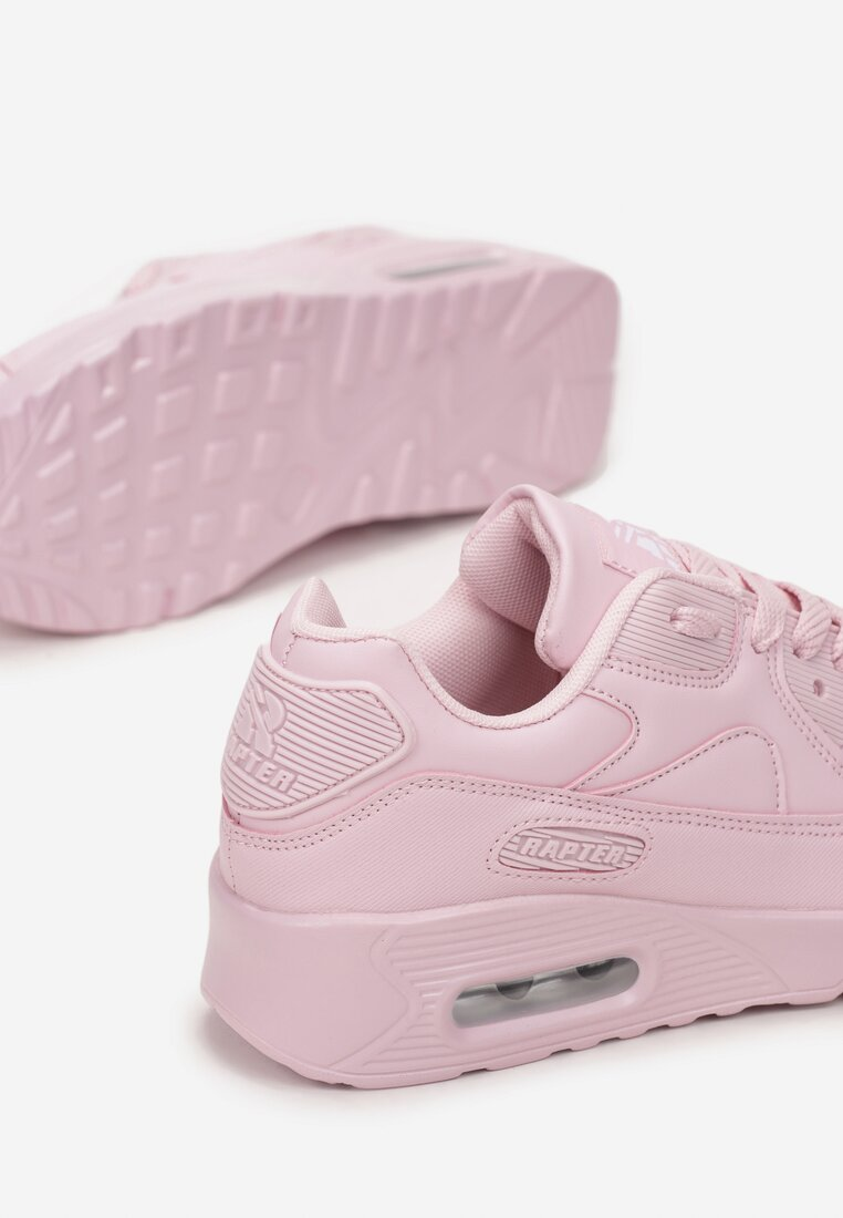 Różowe Buty Sportowe Classic Nilda