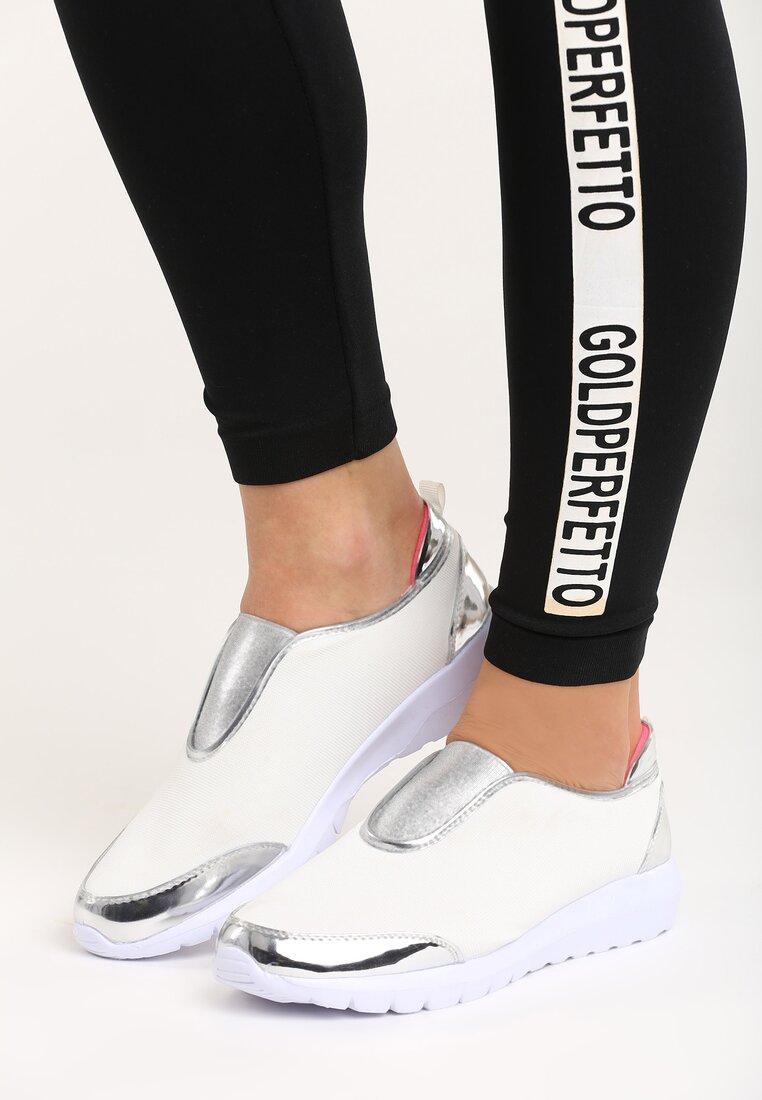 Białe Buty Sportowe Siggy