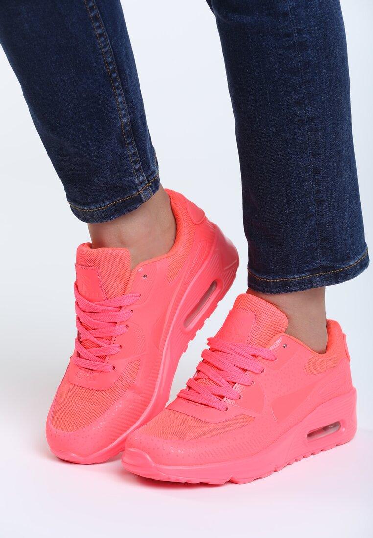 Koralowe Buty Sportowe Taylor