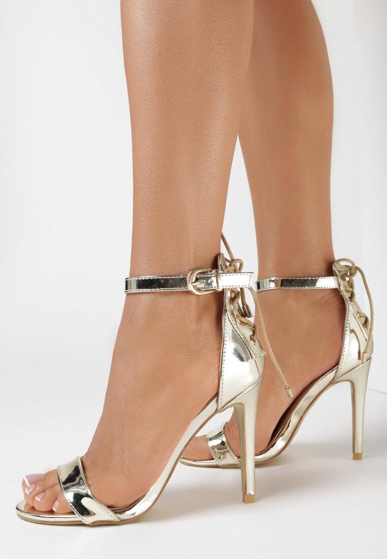 Złote Sandały Zippy