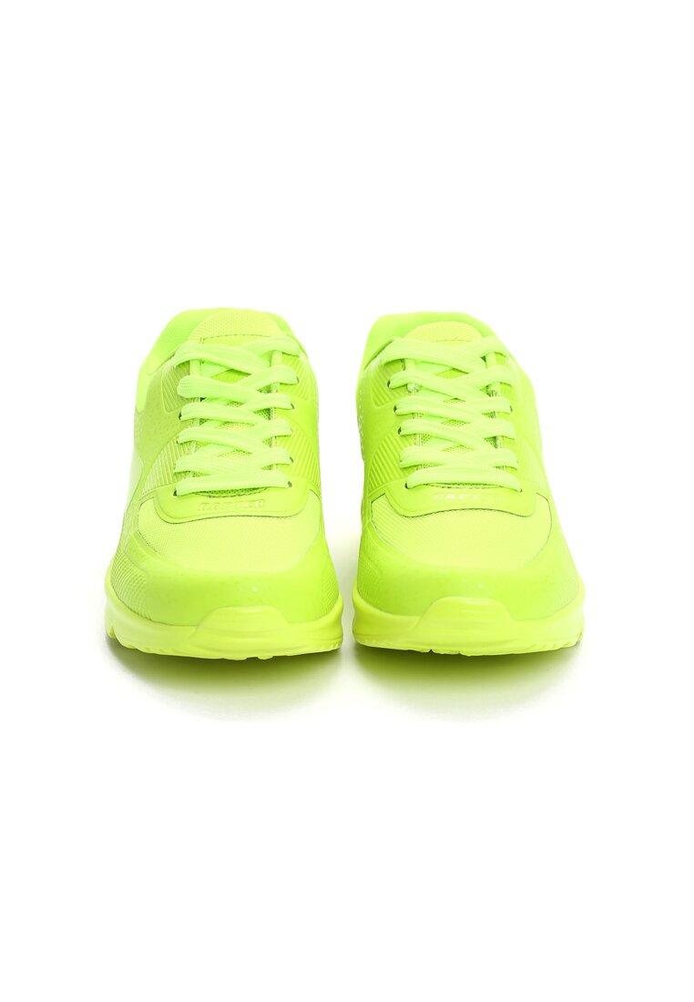 Limonkowe Buty Sportowe Taylor