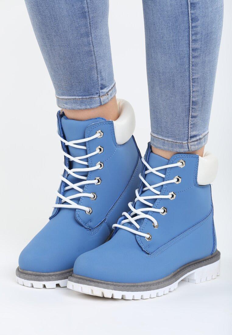 Niebieskie Traperki Snowguard