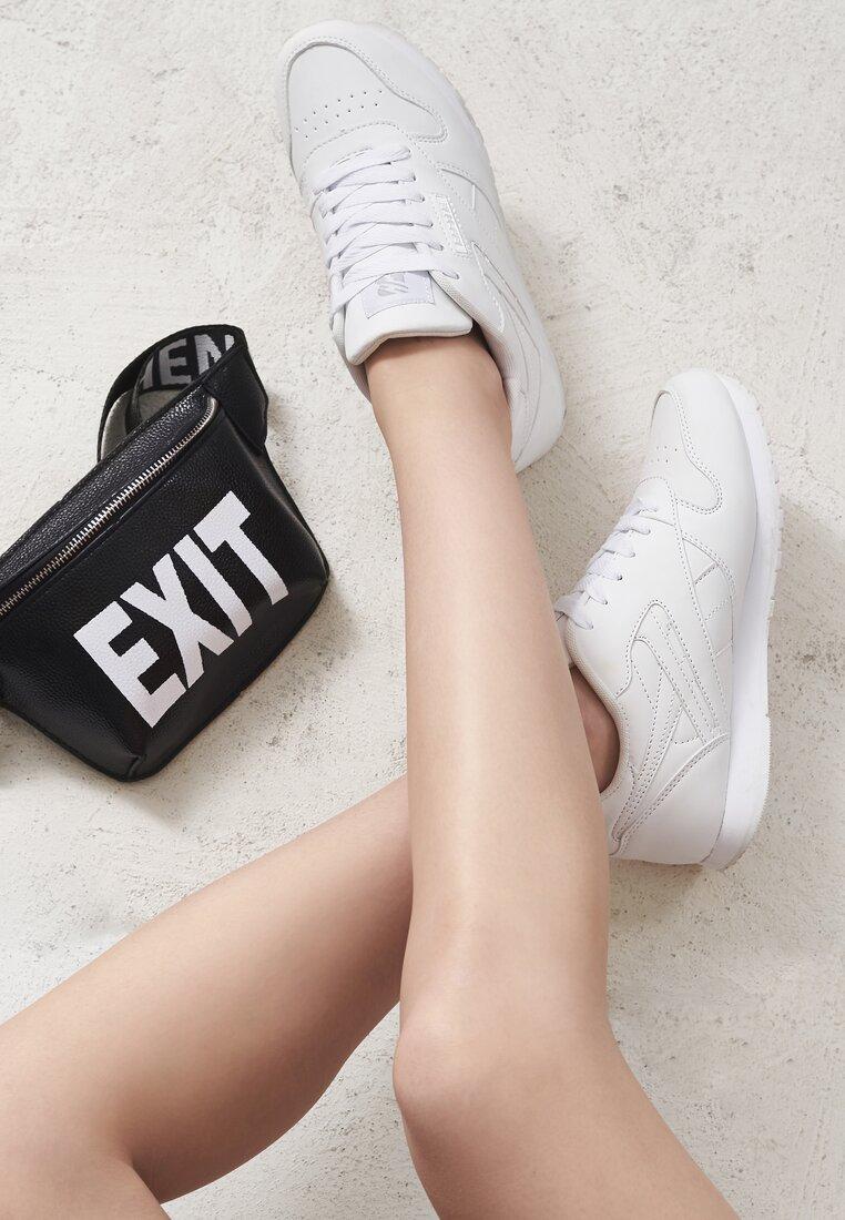 Białe Buty Sportowe Myron vices