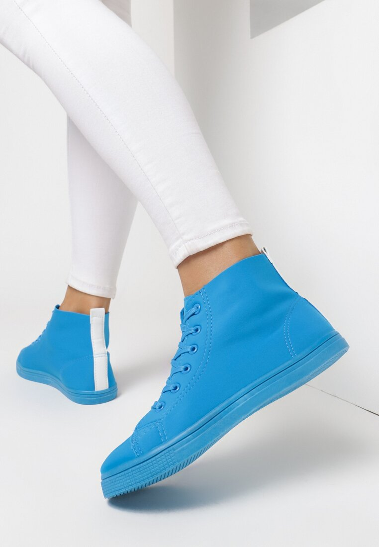 Niebieskie Trampki Diovianna