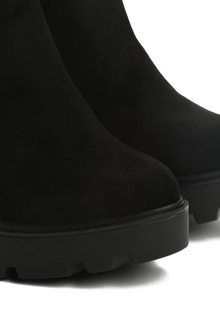 Czarne Botki Rani