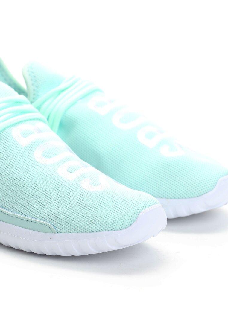 Niebieskie Buty Sportowe Entien