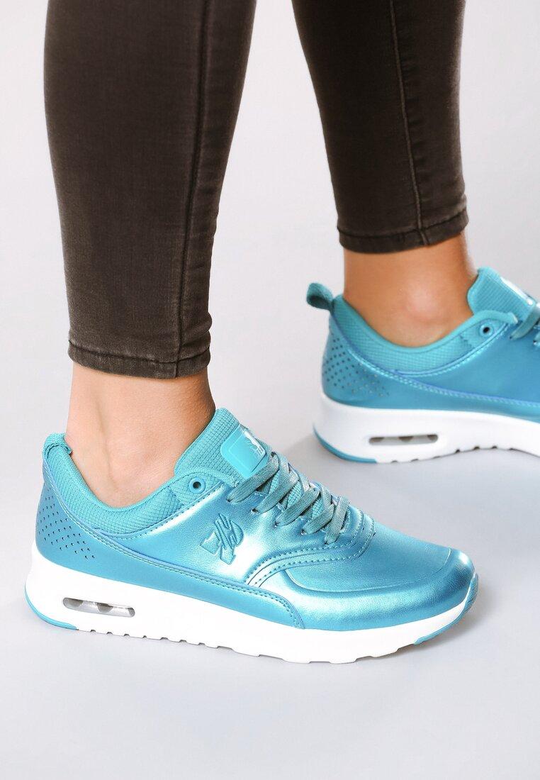Niebieskie Buty Sportowe Ivens