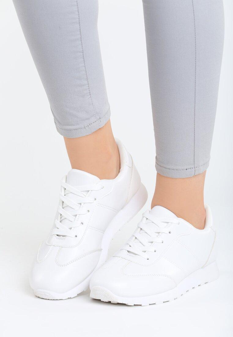 Białe Buty Sportowe Top Secret