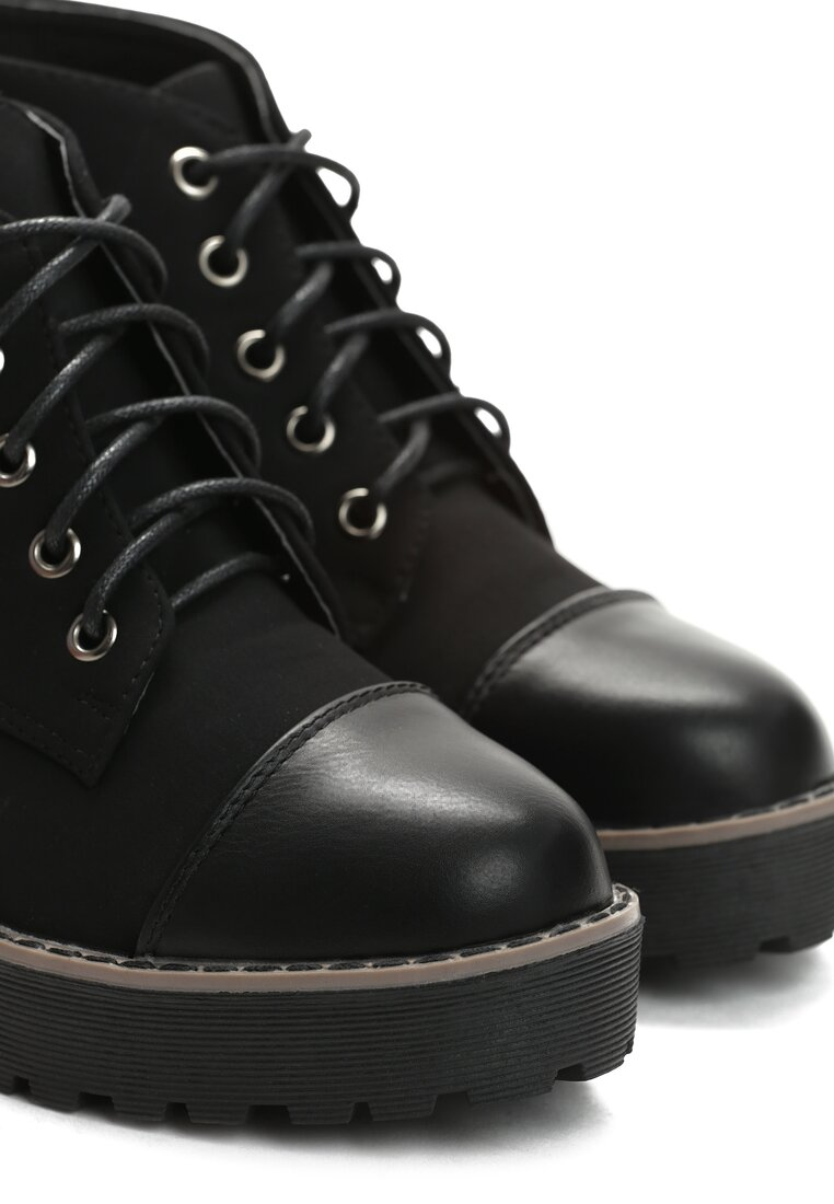 Czarne Botki Playmate