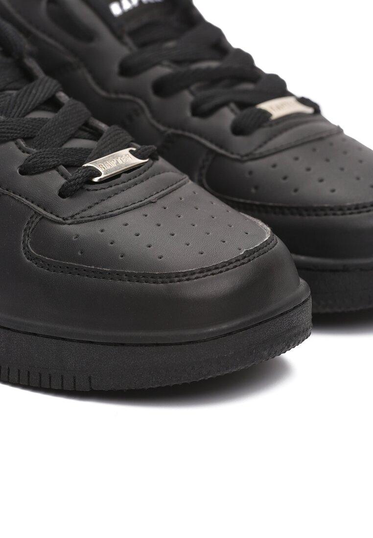 Czarne Buty Sportowe Trini