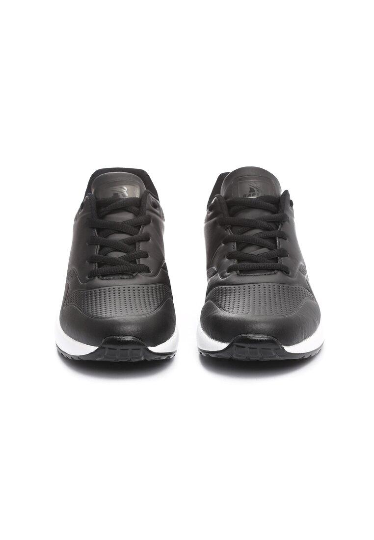 Czarne Buty Sportowe Hot Days