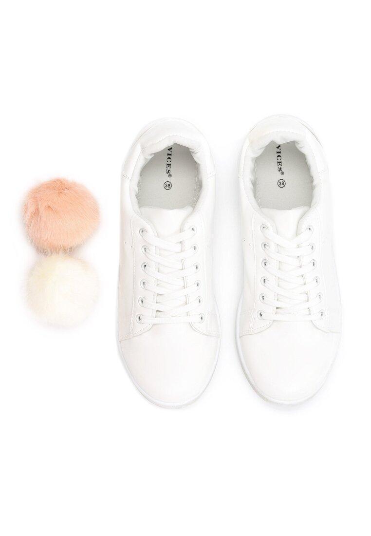 Białe Buty Sportowe Innovative