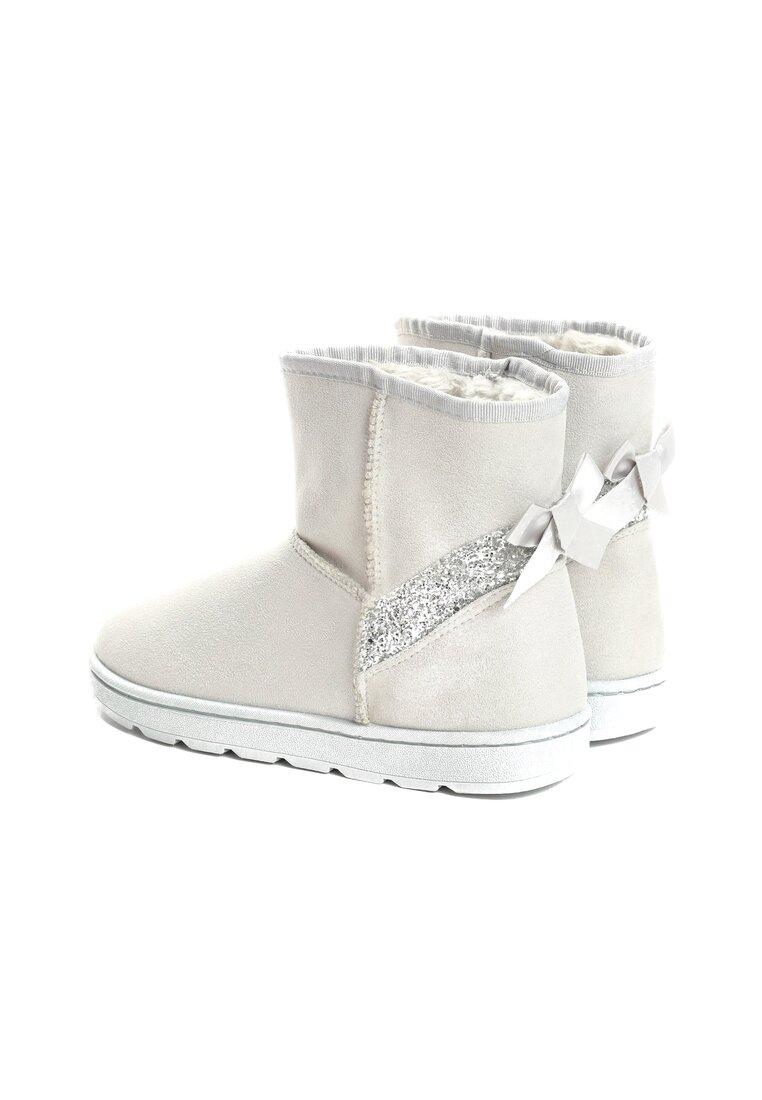 Jasnoszare Śniegowce Diamond Snow