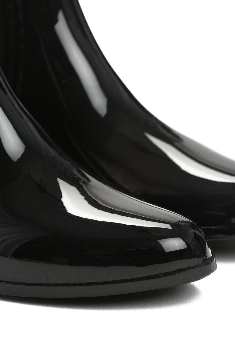 Czarne Kalosze Puddles