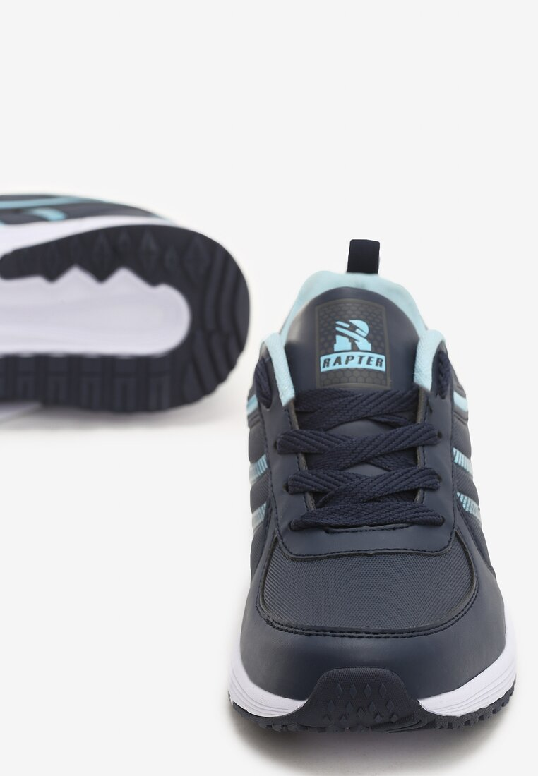Granatowe Buty Sportowe Come Up